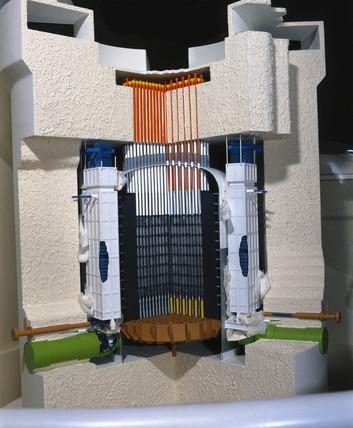 Heysham II/ Tornes Advanced Gas-Cooled Reactor (AGR), 1988.
