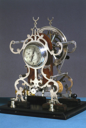 Magneto-electric machine, late 19th century.
