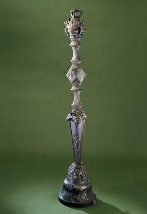 Devil's dagger, Tibetan, 18th-19th century.