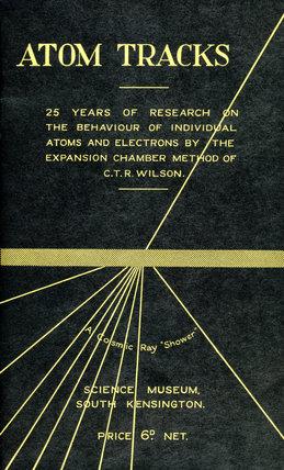 'Atom Tracks' catalogue 1937.