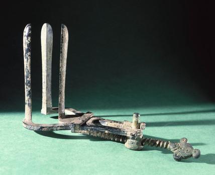 Roman vaginal speculum, 100 BC-400 AD.