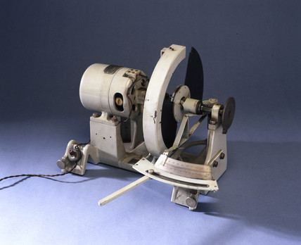 Part of a Spectrophotometer, 1938-1939.