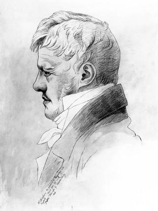 Johann Gaspar Spurzheim, German phrenologist, 1815.