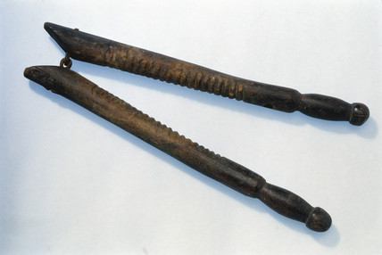 Mouth cramp, probably British, 18th or 19th century.