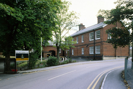 Royal Army Veterinary Corps Museum, Aldershot, 1984.