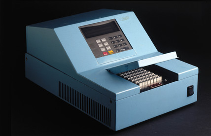 'Baby Blue' - a prototype polymerase chain reaction (PCR), c 1986.