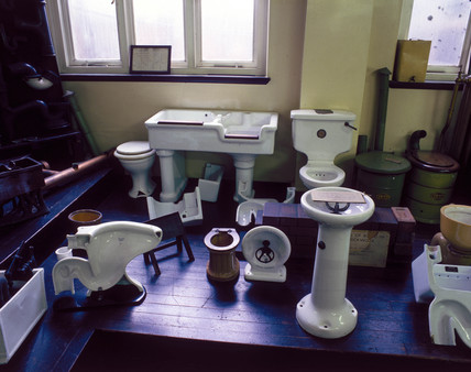 Public Health Museum, Liverpool, 1980.