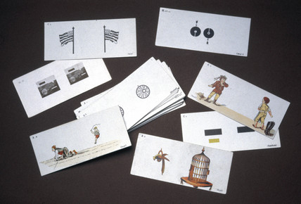 Stereoscopic cards for use in a stereoscope, c 1850-1950.