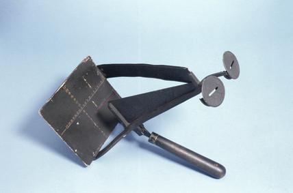 Maddox wing test instrument, c 1920-1937.
