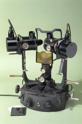 Pugh orthoptoscope, 1938-1945.