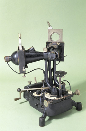 Synoptophore, 1931-1940.