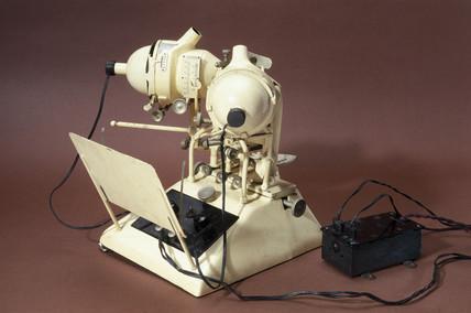 Synoptoscope, 1940-1960.