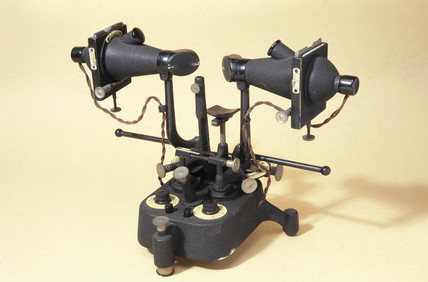 Synoptophore, 1929-1936.