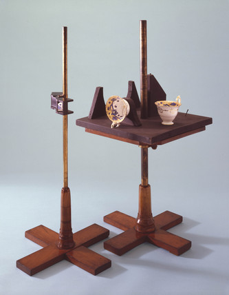 Wheatstone's pseudoscope, mid 19th century.
