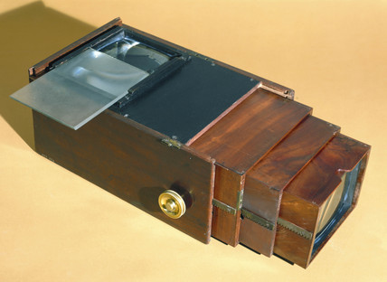 Storer's 'Royal Delineator' camera obscura, 1778.