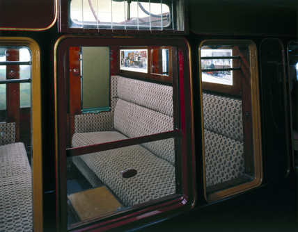 Third clas sleeping car, no 14241, 1928. T