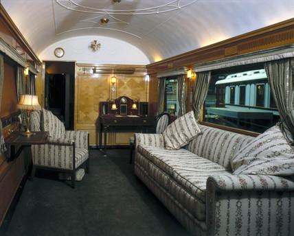 Royal Saloon, no 395, built by East Coast J