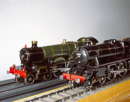 'Lady of Lynn' 4-6-0 steam locomotive, no 2