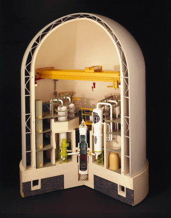 Sizewell B Presurised Water Reactor (PWR), 1995.