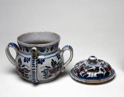 Poset pot, 1660-1730.
