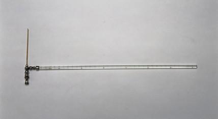 Cerebro-spinal manometer, 1860-1950.