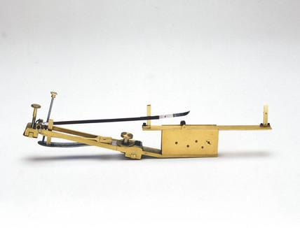 Marey sphygmograph, 1866-1900.