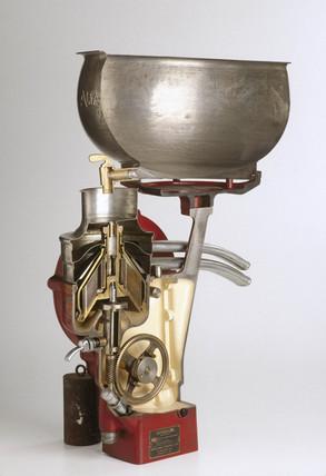 Alfa-Laval cream separator, 1938.