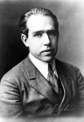 Niels Bohr, Danish theoretical physicist, 1910.
