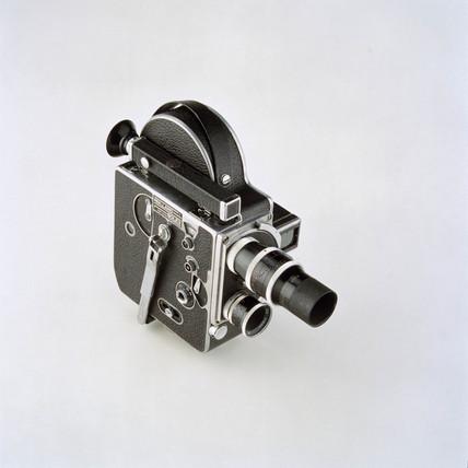 Paillard-Bolex H16 camera, Swis, c 1930.