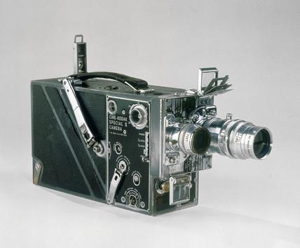 Cine-Kodak Special Camera, 1933.