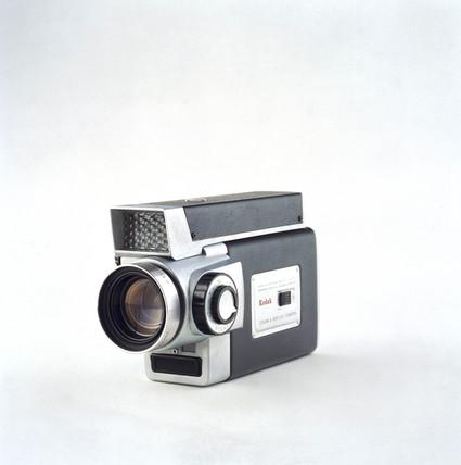 Kodak Zoom 8 cine camera, c 1960.