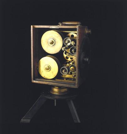 Paul's Cinematograph Camera No 2, 1896.