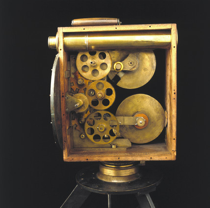 Paul's Cinematograph Camera No 2, 1896.