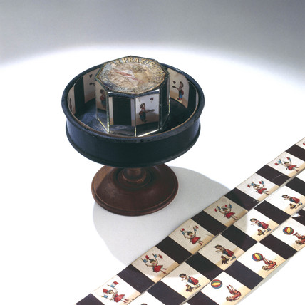 Praxinoscope, 1878.