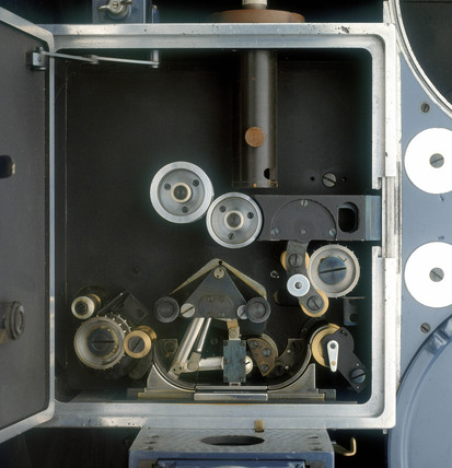 Vinten HS300 high speed camera, 1938.
