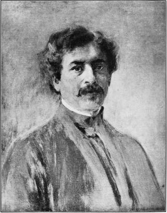 Sir Jagadis C Bose, Indian physicist and botanist, 1907.