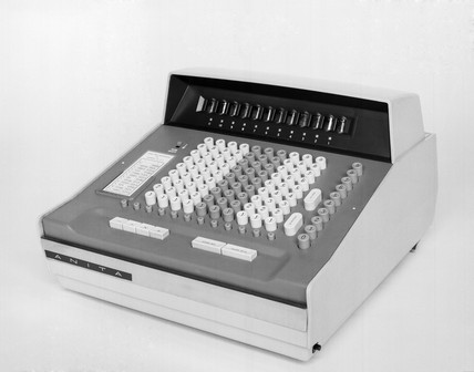 'Anita' Mk VIII electronic desk calculating