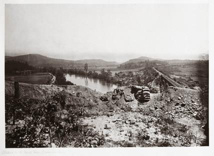 Allatoona, Georgia, USA, from the Etawah, 1866.