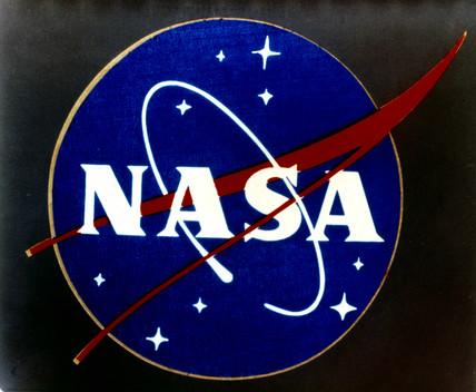 NASA insignia, 1967.