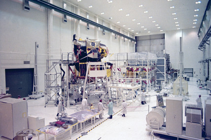 Lunar Module (LM-6), 1969.