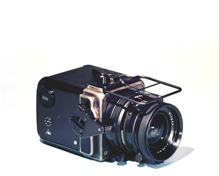 Haselblad Lunar Surface Camera, 1969.