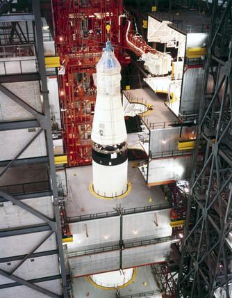Apollo 11 Service and Command Module, 1969.