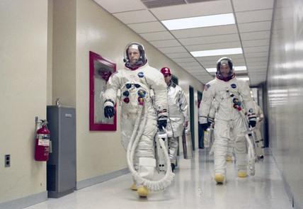 Apollo 11 astronauts, 1969.