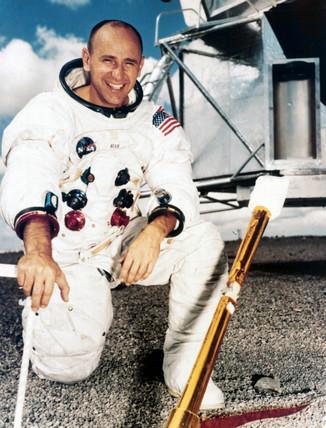 Apollo 12 astronaut Alan Bean, 1969.