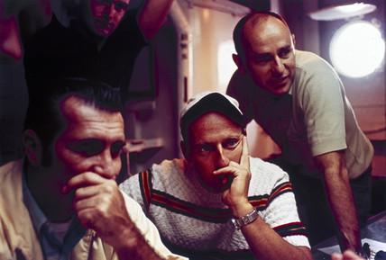 Apollo 12 astronauts, 1969.