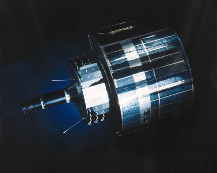 European Meteosat meteorological Satellite, 1981.