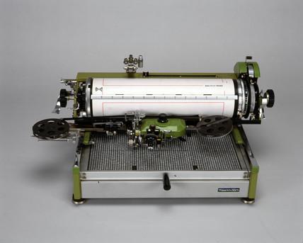Chinese typewriter, late 1970s.