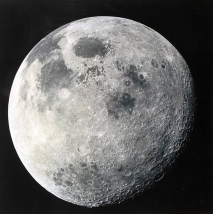 The Moon, December 1972.