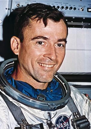 Astronaut John Young, 1966.