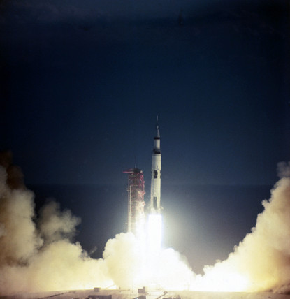 Launch of Apollo 4, 9th November 1967.